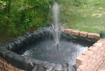 Speciality Outdoor pond liner