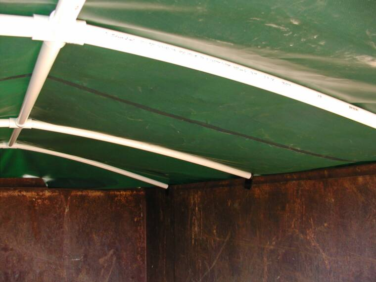 Dumpster Cover Waterproof